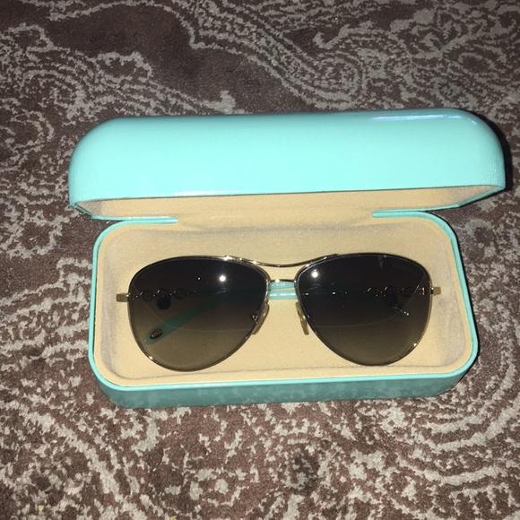 cfb6cf3d38e Tiffany   Co aviator sunglasses. M 5b48dcd1153795426604e47b. Other  Accessories ...